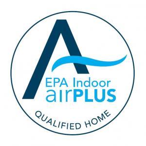 Indoor Air Plus logo