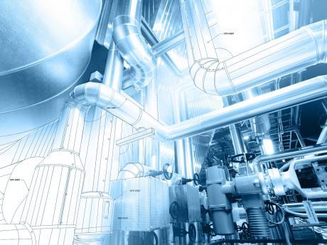 Diagram of Ventilation Equipment